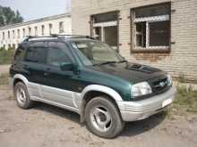 Suzuki Escudo, 1998 г., Новосибирск