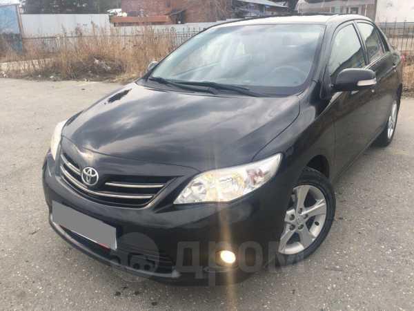 Toyota Corolla, 2012 год, 704 000 руб.