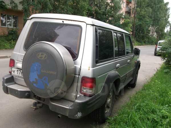 Hyundai Galloper, 2003 год, 200 000 руб.