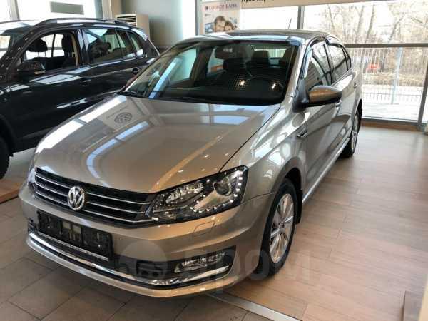 Volkswagen Polo, 2017 год, 820 000 руб.