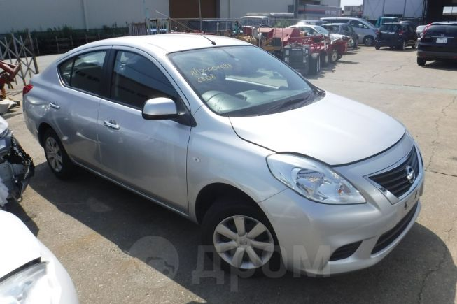 Nissan Tiida Latio, 2012 год, 510 000 руб.