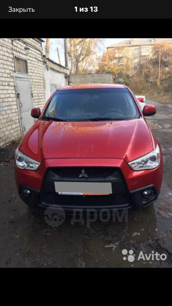 Mitsubishi ASX, 2012 год, 715 000 руб.