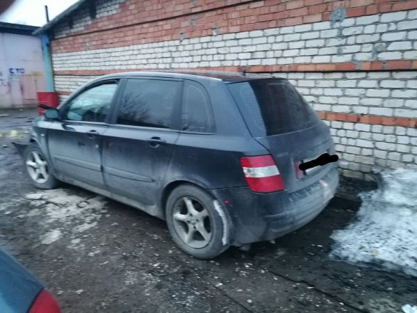 Fiat Stilo, 2003 год, 30 000 руб.