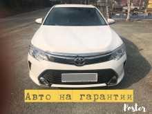 Toyota Camry, 2015 г., Владивосток