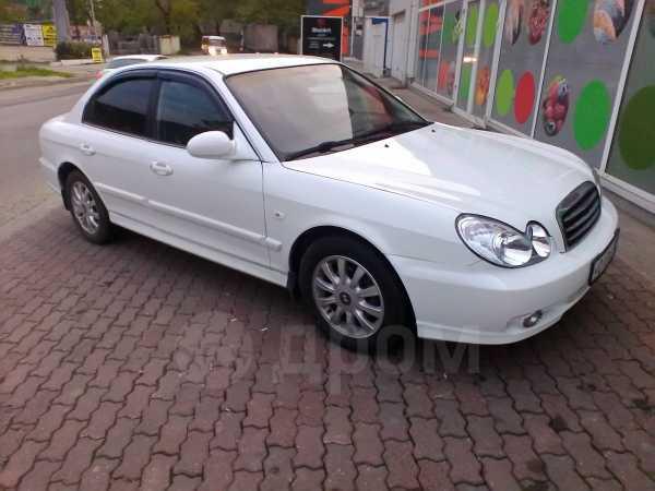 Hyundai Sonata, 2005 год, 290 000 руб.