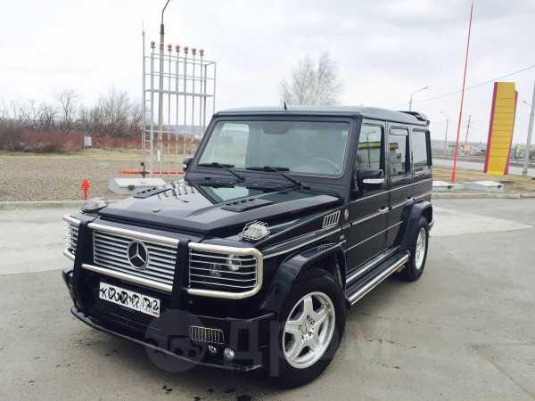 Mercedes-Benz G-Class, 2005 год, 2 000 000 руб.