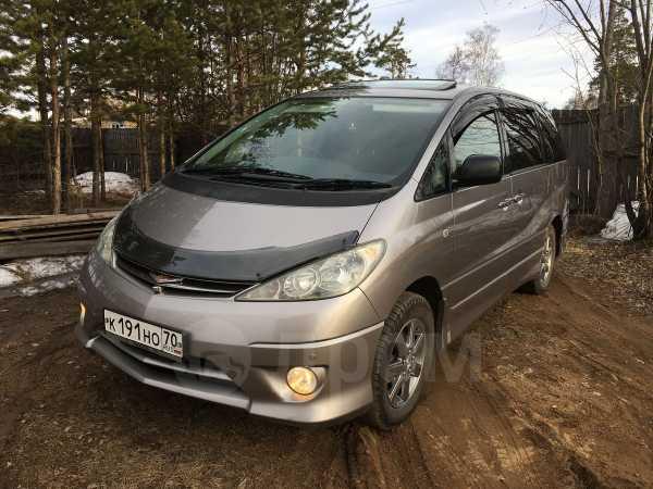Toyota Estima, 2003 год, 675 000 руб.