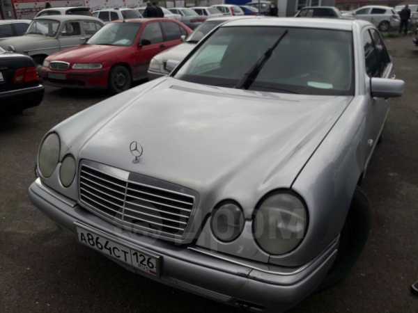 Mercedes-Benz E-Class, 1998 год, 200 000 руб.