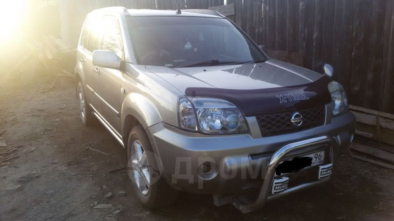 Nissan X-Trail, 2004 год, 566 000 руб.