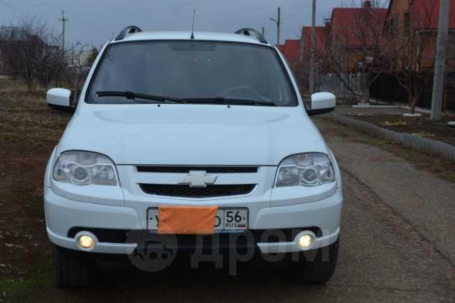 Chevrolet Niva, 2013 год, 368 000 руб.