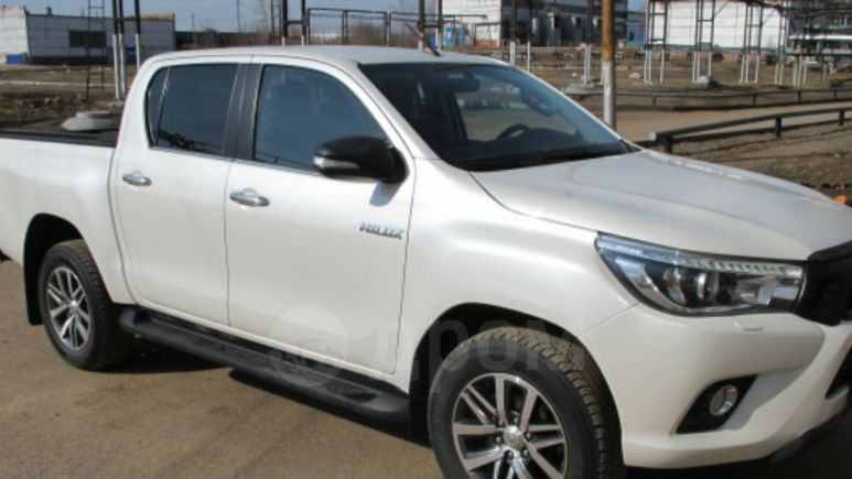 Toyota Hilux Pick Up, 2016 год, 2 200 000 руб.
