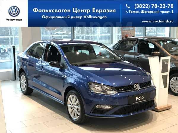 Volkswagen Polo, 2018 год, 956 000 руб.