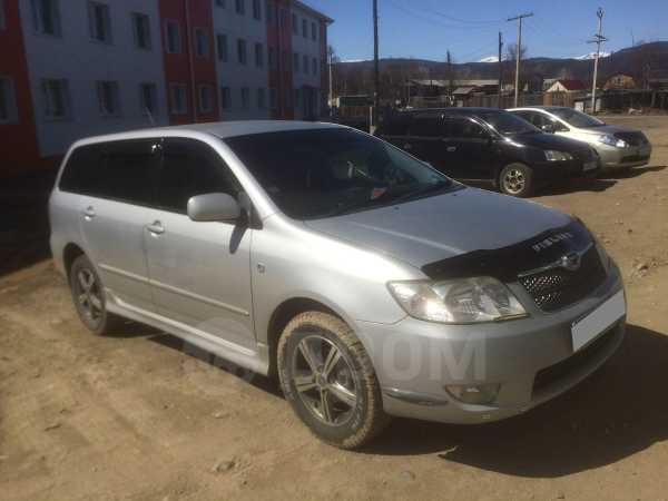 Toyota Corolla Fielder, 2005 год, 455 000 руб.