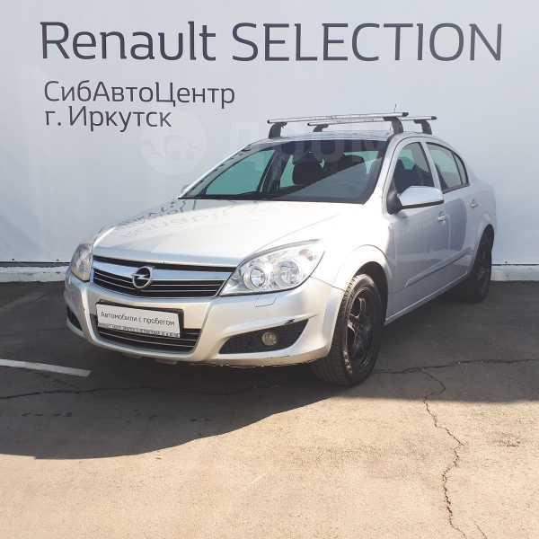 Opel Astra, 2009 год, 289 000 руб.