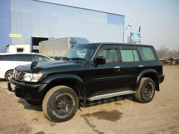 Nissan Safari, 2002 год, 750 000 руб.