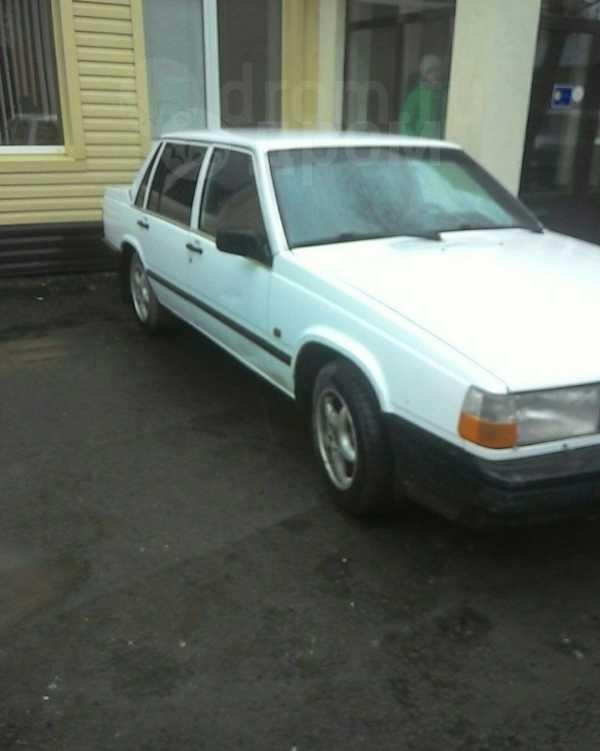 Volvo 740, 1990 год, 70 000 руб.