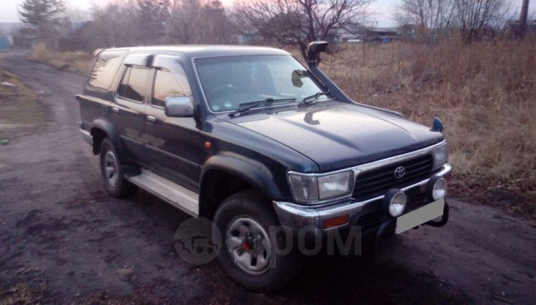 Toyota Hilux Surf, 1995 год, 399 000 руб.