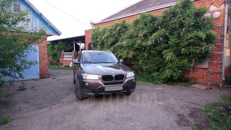 BMW X3, 2012 год, 1 150 000 руб.