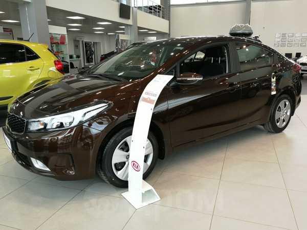 Kia Cerato, 2018 год, 1 104 900 руб.