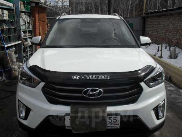 Hyundai Creta, 2017 год, 1 380 000 руб.