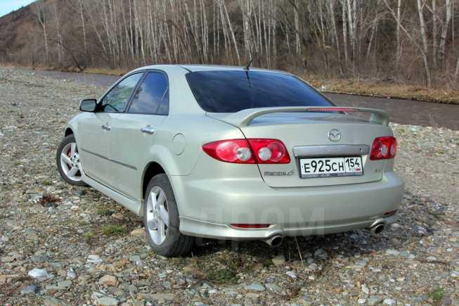 Mazda Mazda6, 2003 год, 360 000 руб.