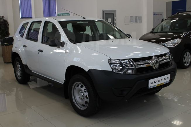 Renault Duster, 2018 год, 689 000 руб.