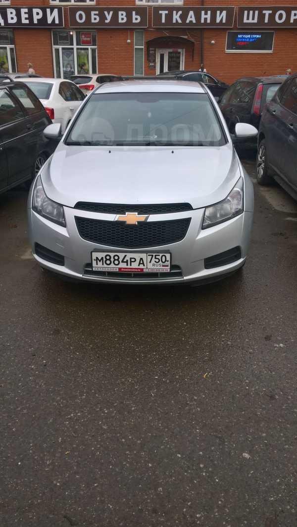 Chevrolet Cruze, 2010 год, 300 000 руб.