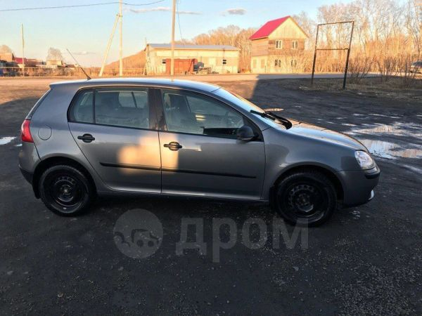 Volkswagen Golf, 2007 год, 310 000 руб.