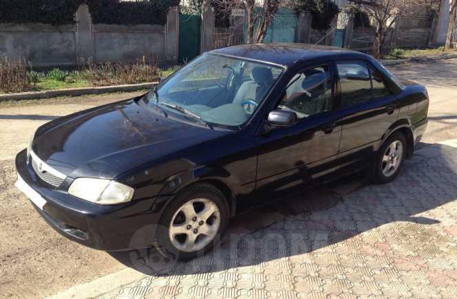 Mazda Protege, 2000 год, 120 000 руб.