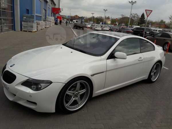 BMW 6-Series, 2007 год, 820 000 руб.