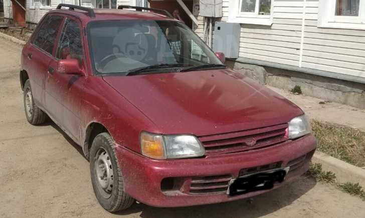 Toyota Starlet, 1992 год, 65 000 руб.