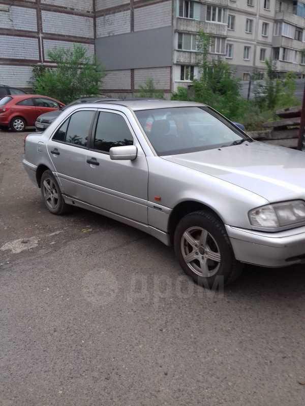 Mercedes-Benz C-Class, 1998 год, 155 000 руб.