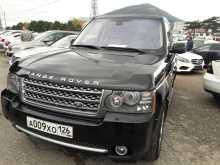 Пятигорск Range Rover 2009