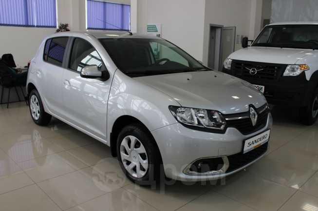 Renault Sandero, 2018 год, 782 980 руб.