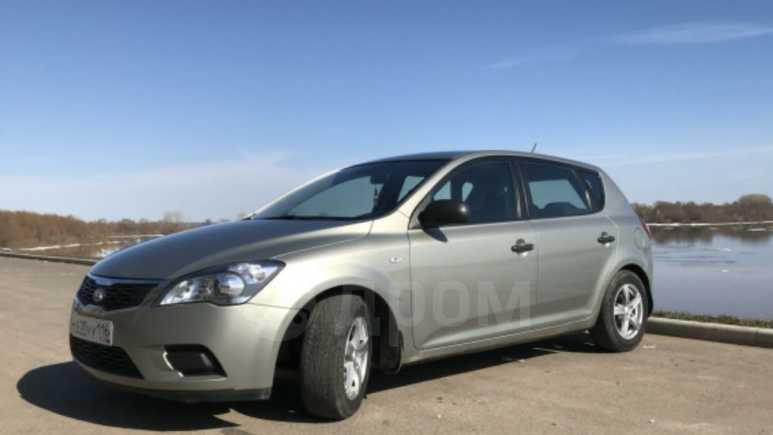 Kia Ceed, 2011 год, 420 000 руб.