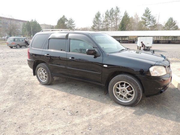 Mazda Tribute, 2004 год, 580 000 руб.