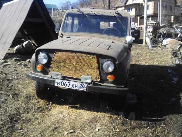 УАЗ 469, 1993 год, 210 000 руб.