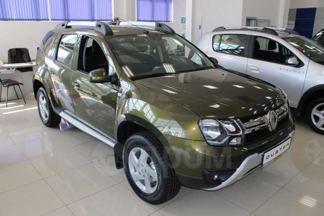 Renault Duster, 2018 год, 1 018 980 руб.