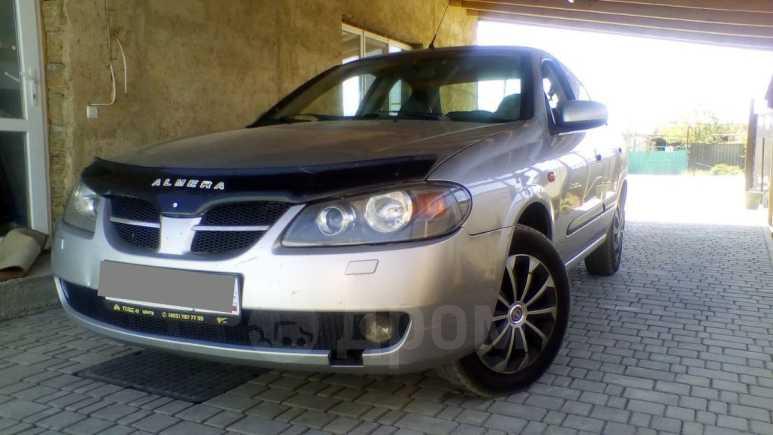 Nissan Almera, 2005 год, 230 000 руб.