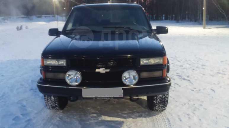 Chevrolet Tahoe, 1997 год, 500 000 руб.