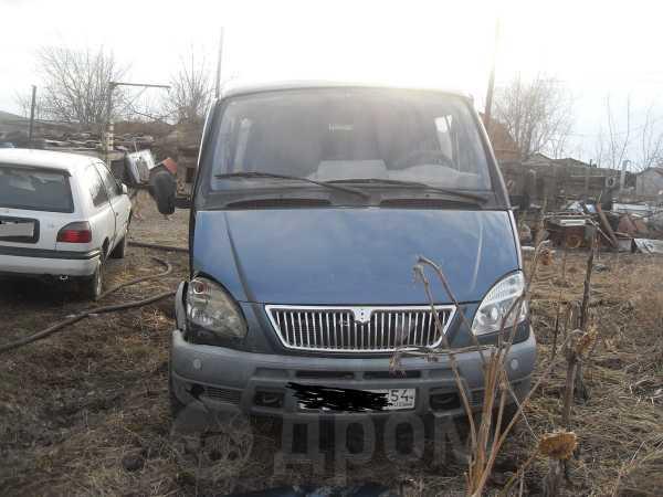 ГАЗ 2217, 2003 год, 75 000 руб.