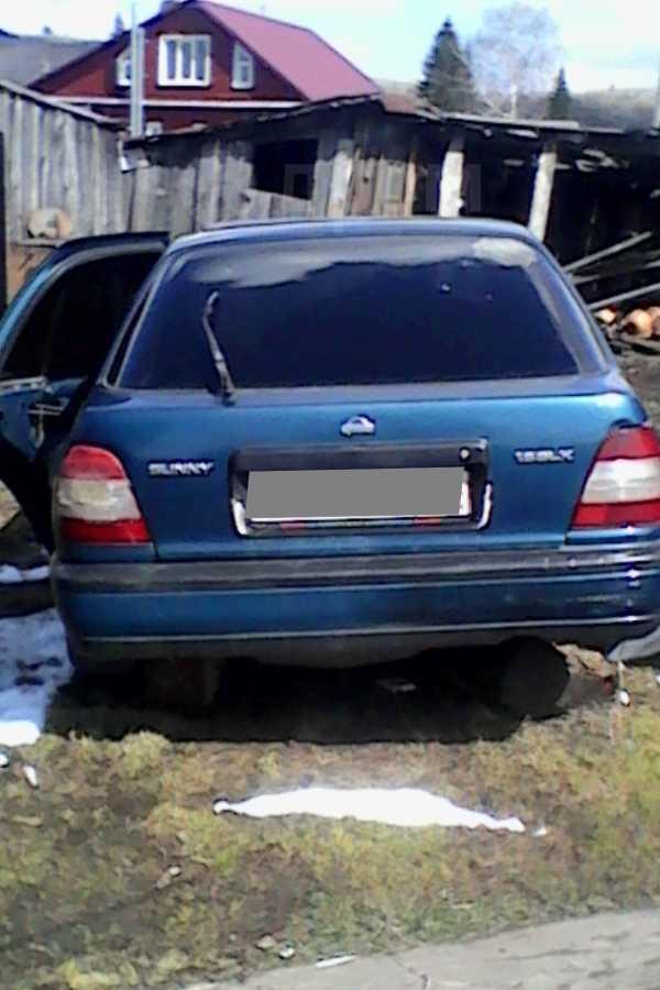 Nissan Sunny, 1994 год, 10 000 руб.