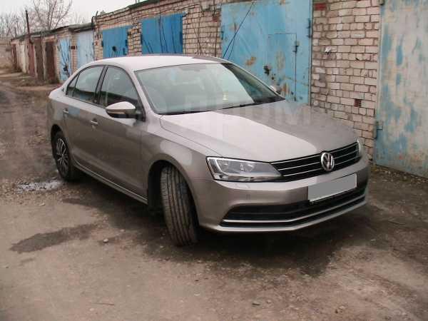 Volkswagen Jetta, 2017 год, 1 050 000 руб.