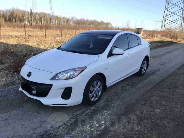 Mazda Mazda3, 2013 год, 610 000 руб.