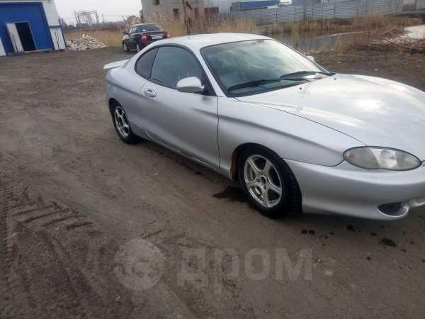 Hyundai Coupe, 1997 год, 120 000 руб.