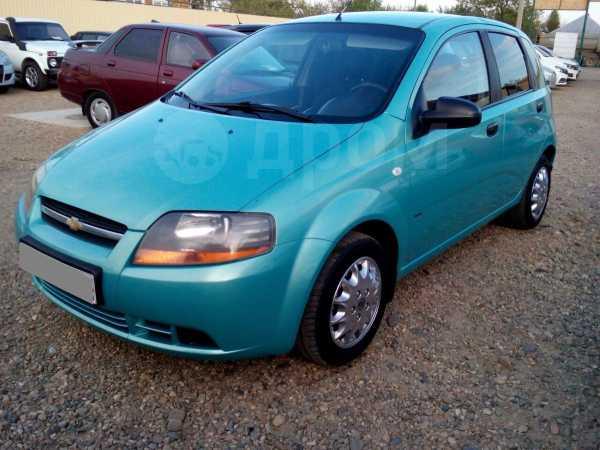 Chevrolet Aveo, 2005 год, 218 000 руб.
