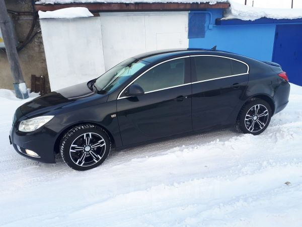 Opel Insignia, 2010 год, 670 000 руб.