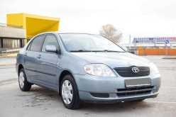 Toyota Corolla, 2004 г., Новосибирск
