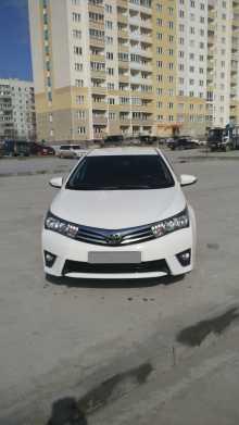 Новосибирск Corolla 2014