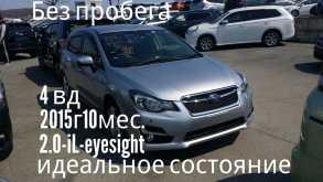 Владивосток Impreza 2015